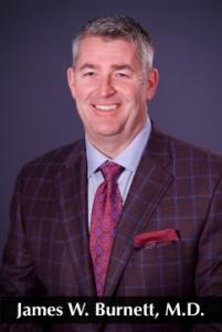 Dr. James Burnett, Orthopedic Surgeon