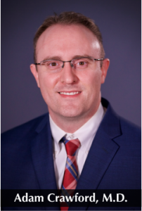 Dr. Adam Crawford, Foot & Ankle Specialist