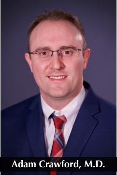 Adam Crawford, M.D.