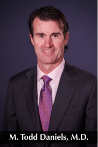 Dr. Todd Daniels, Orthopedic Physiatrist