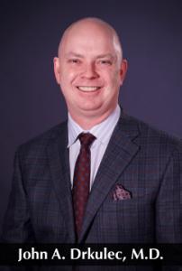 John Drkluec, M.D. (Orthopedic & Sports Medicine Surgeon)