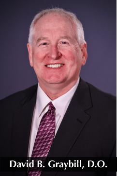 David B. Graybill, D.O.