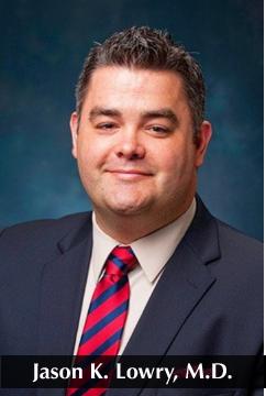 Jason K. Lowry, M.D.
