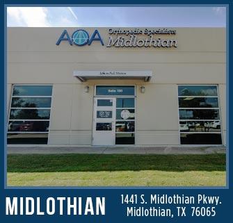 Arlington Orthopedics Associates, P A , Arlington, Texas